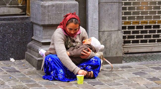 Why Is The Child In Hands Of The Beggar Always Sleeping? 116