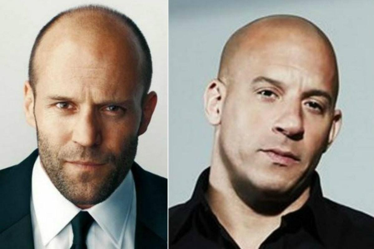 bald men are stronger and more confident claims study
