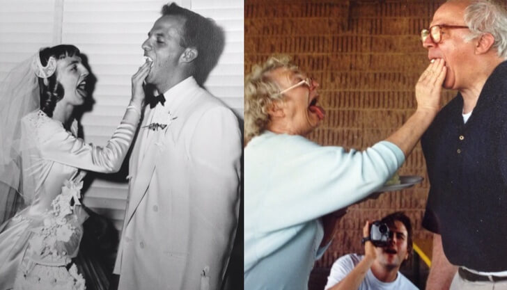 Nostalgic Photos Depict That Time Will Pass, But Love Will Stay