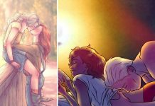romantic illustrations