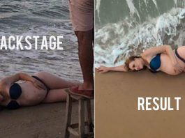 This Photographer Keeps Surprising The Internet With The Backstage Of His Photos