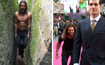 23 Times Jason Momoa Was The Coolest Guy On Instagram