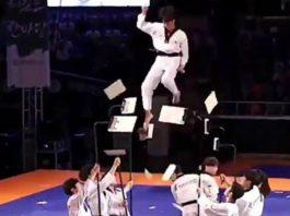 South Korean Taekwondo Team Impresses The World Of Internet With Their Incredible Martial Arts Skills
