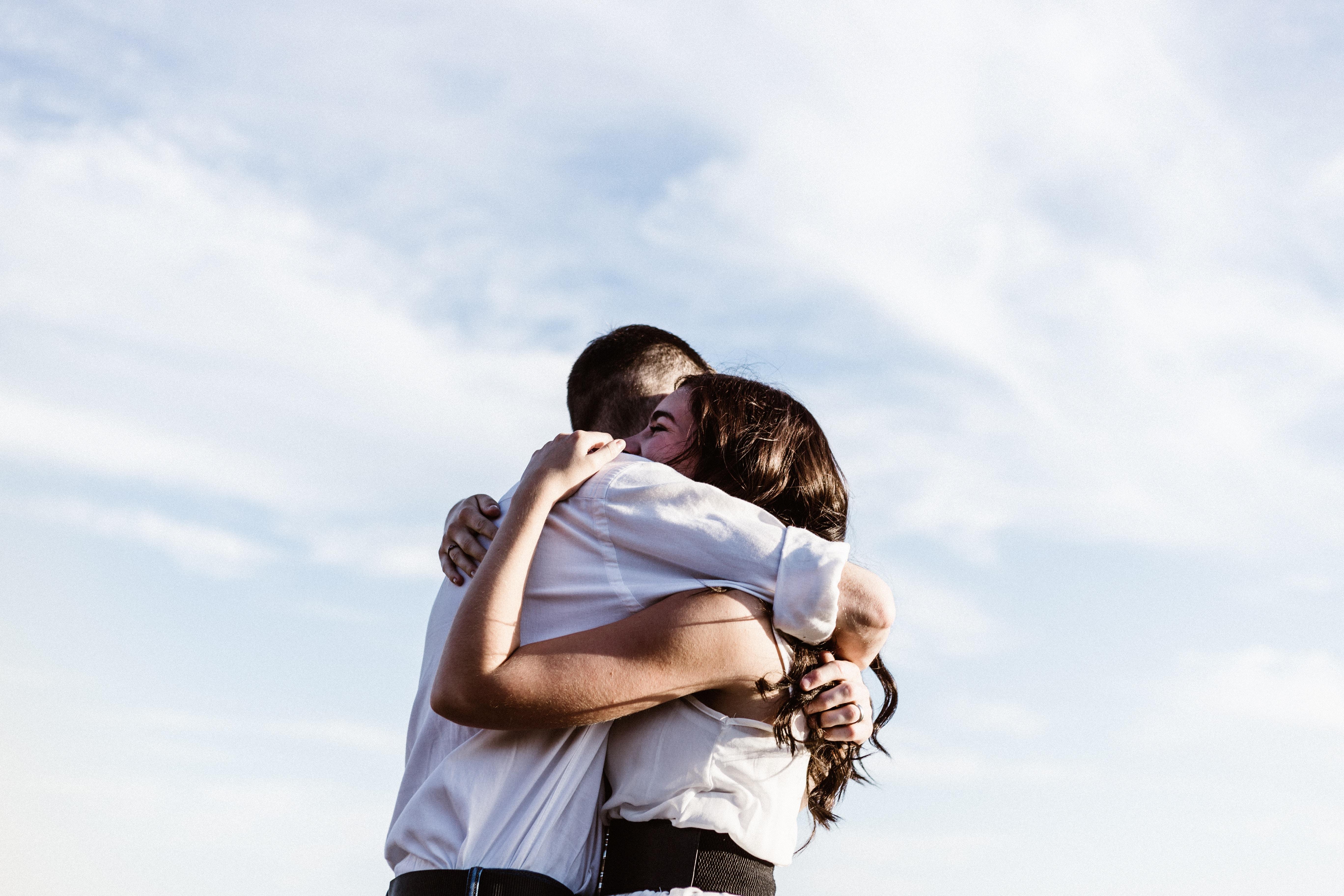 The suffocating hug