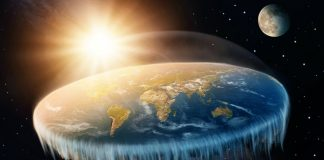 People want a reality show where flat earthers hunt for the edge of the world