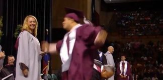 19-Year-Old Guy With Down Syndrome Went Viral After His Graduation Reaction