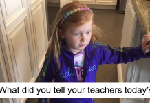 This Dad Asked His Daughter To Explain Why She Told Teachers He Grew Weed, And It's Hard Not To Laugh