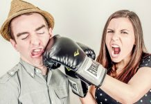 Scientists Claim That Couples Who Fight a Lot Really Love Each Other