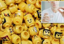 Doctors Ate Pieces Of LEGO To Test How Long They Take To Poop Out
