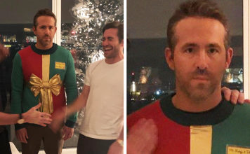 Ryan Reynolds Gets Hilariously Pranked By Hugh Jackman And Jake Gyllenhaal
