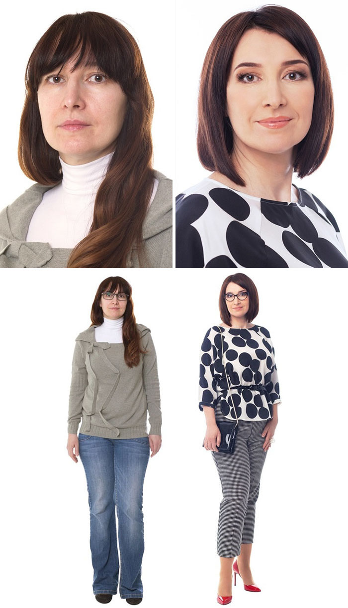 Designer woman