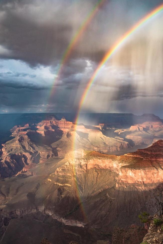 #Rainbow #gold