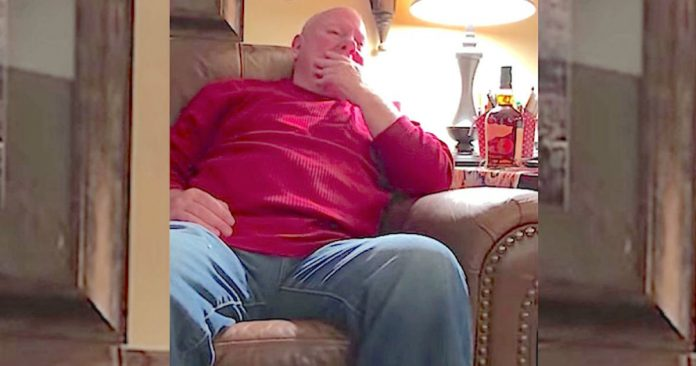 Grandpa Breaks Down As Granddaughter Sings Her Secret Recording Of Song He Wrote In The '80s