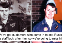 After 32 Years Of Service In A McDonald's This Man With Down's Syndrome Is Finally Retiring