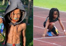 7-Year-Old Sprints 100 Mts In 13.48 Seconds, Just 1.5 Seconds Slower Than Fastest Man On Earth Usain Bolt