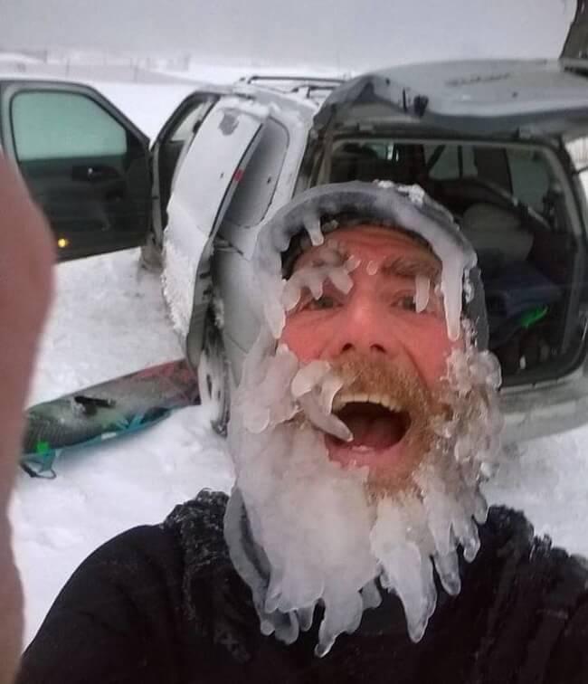 ice beard man