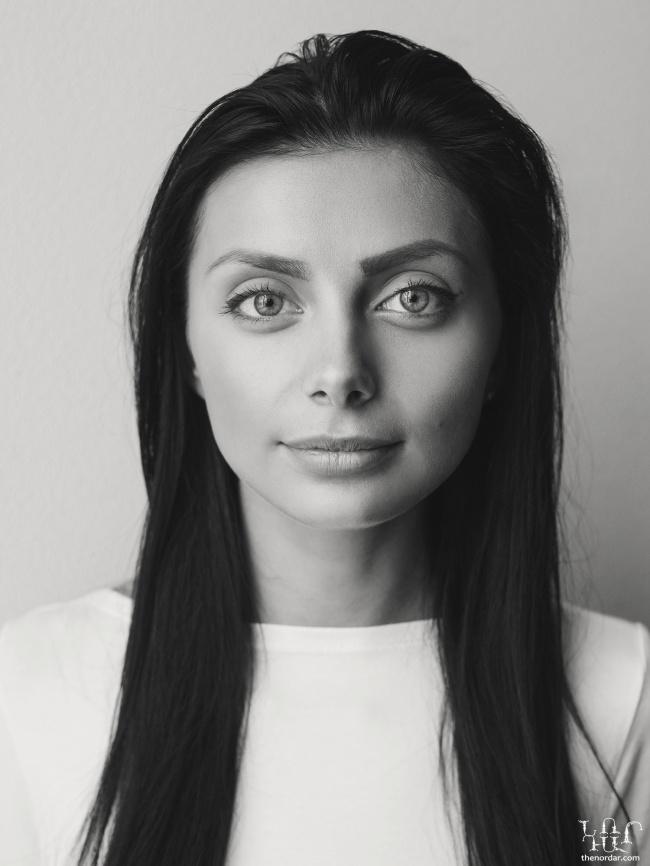 Azerbaijani, Ukrainian, Russian, Bulgarian, Greek girl