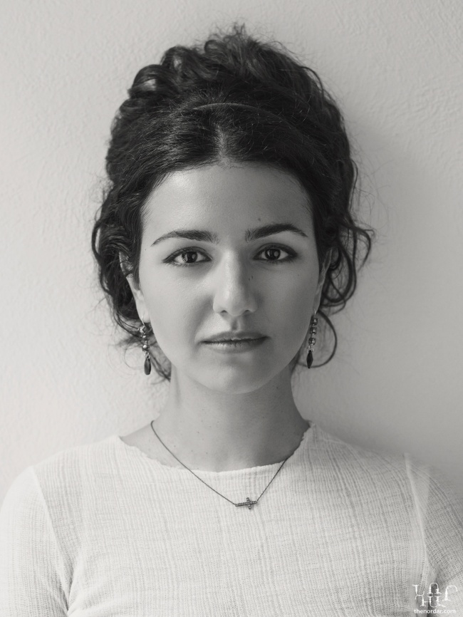 Georgian, Ukrainian, Polish woman
