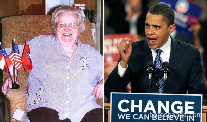 Civil War Vet, Maudie Hopkins, Barack Obama