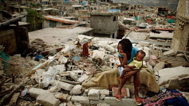 Haiti girl and boy