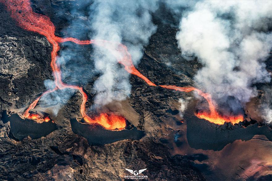 Les 3 Volcans smoke