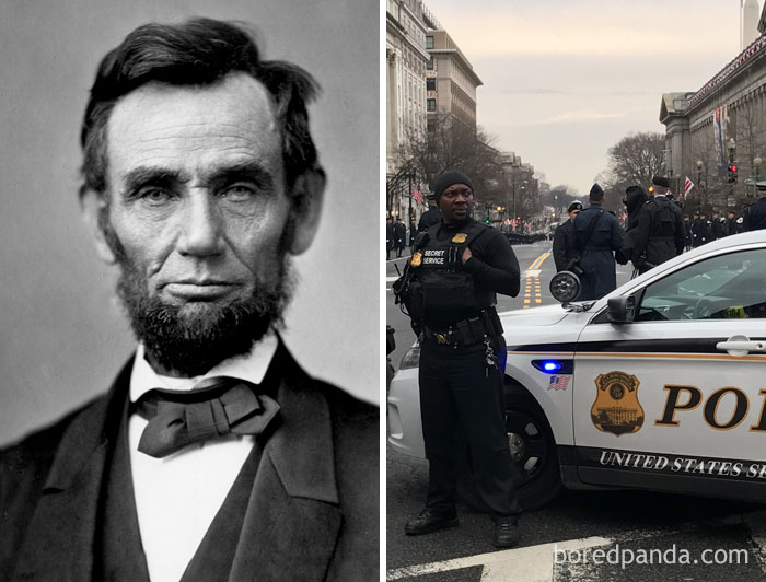 Abraham Lincoln Was Assassinated On April 15, 1865, Just A Few Months Before The Secret Service Was Created