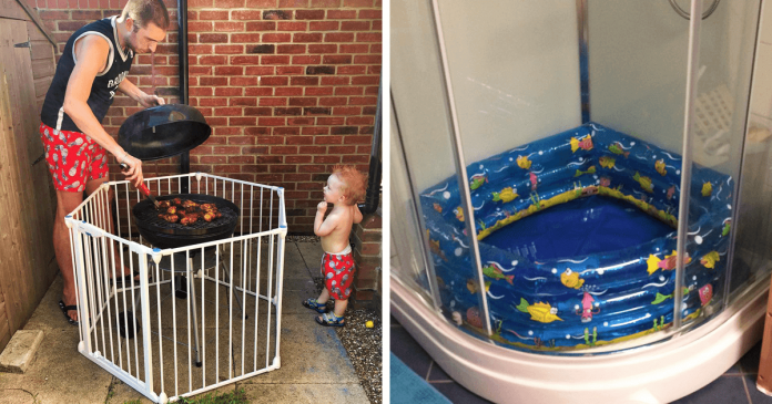 These Amazing Parents Took Raising Children To Another Level