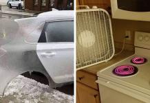 50 Photos That Show Just How Insanely Cold It Is In America Right Now