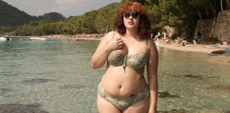 I'm A Plus-Size Woman Who Just Dared To Wear A Bikini For The First Time Ever