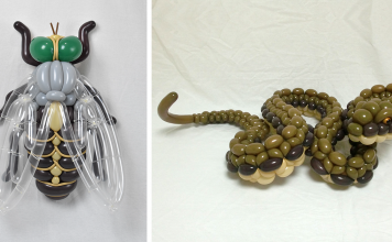 50 Unbelievable Balloon Animals By Japanese Artist Masayoshi Matsumoto