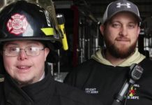Firefighter With Down Syndrome Quits After Relentless Bullying, Then His Family Steps In