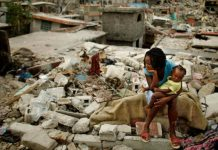 The Red Cross has built exactly 6 homes in Haiti with 500 million dollars in donations