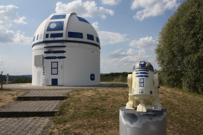 R2-D2 Observatory and R2-D2