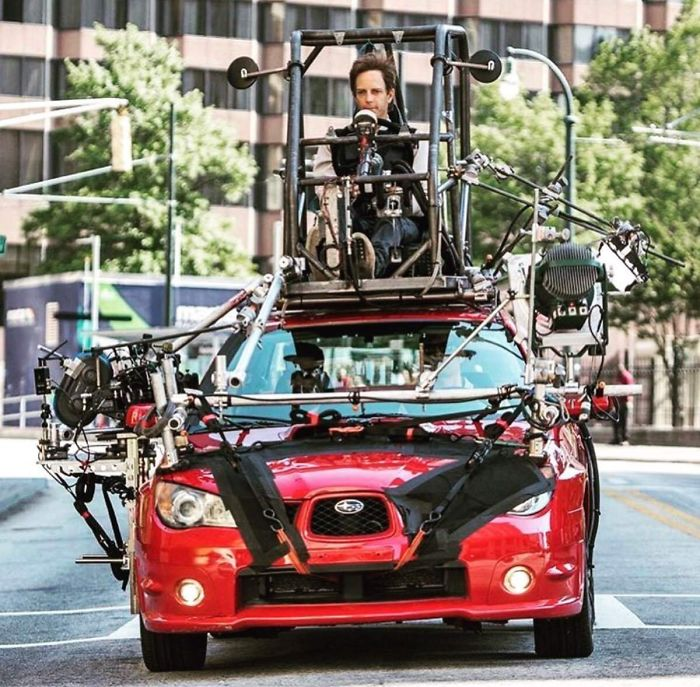 Baby Driver Behind The Scenes