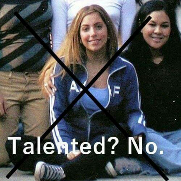 teen Lady Gaga