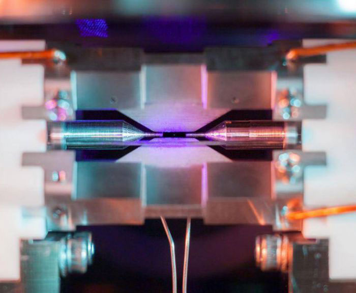 Picture Of A Single Atom That Won Science Photo Contest