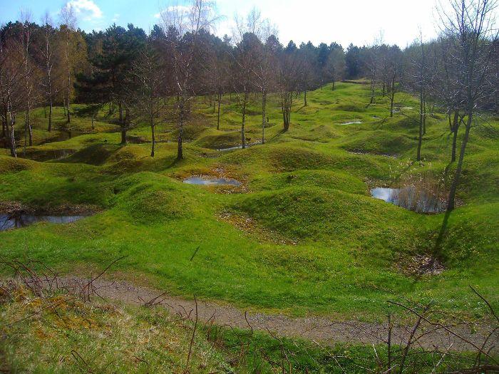 The Verdun Battlefield