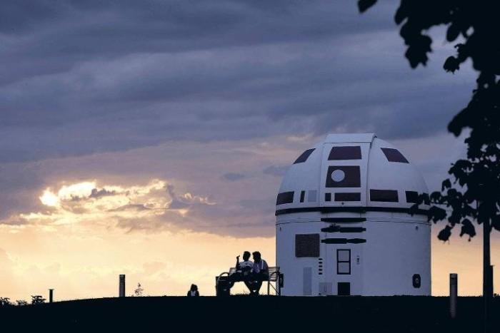 R2-D2 Observatory