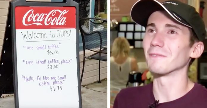 Store Owner Is Sick Of Rude Customers So He Puts Out A Sign To Show Them Their New 'Charges'
