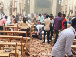 Bomb explosions at multiple churches and hotels in Sri Lanka on Easter Sunday