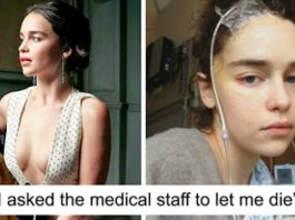 Emilia Clarke Openly Shares 5 Never-Before-Seen Photos Of Her In The Hospital After Having Two Aneurysms