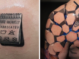 30 Of The Most Epic 3D Tattoos