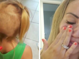 This Mom Was Left In Tears After Her Son Found An Electric Razor And Shaved His Own And Siblings' Hair