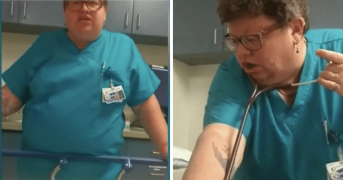 Son Collapses From Anxiety Attack, Dad Secretly Films As Doctor Mocks And Laughs At Him