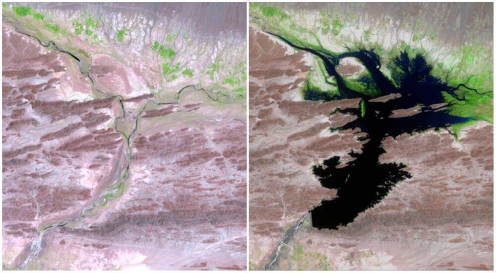 The Dasht River, Pakistan. August 1999- June 2011