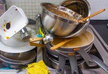 Washing Dishes Help Decrease Your Stress Level