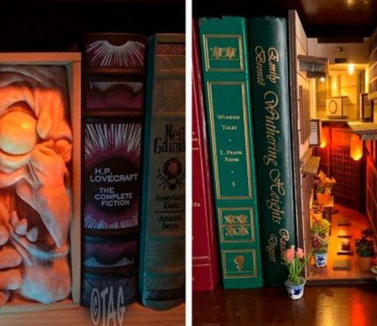 Bookshelf Inserts That Book Lovers Will Appreciate