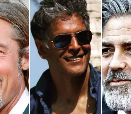 72% women find grey-haired men more attractive than others, says study