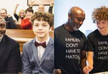 This single dad adopted a teen abandoned at the hospital: 'I knew I had to take him'