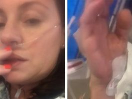 39-year-old coronavirus patient posts stark video from ICU to warn people who think it won't happen to them